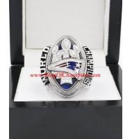 2016 New England Patriots Super Bowl LI Championship Ring, Custom New England Patriots Champions Ring