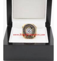 1947 - 1948 Toronto Maple Leafs Stanley Cup Championship Ring, Custom Toronto Maple Leafs Champions Ring
