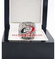 2005 - 2006 Carolina Hurricanes Stanley Cup Championship Ring, Custom Carolina Hurricanes Champions Ring