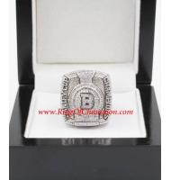 2010 - 2011 Boston Bruins Stanley Cup Championship Ring, Custom Boston Bruins Champions Ring
